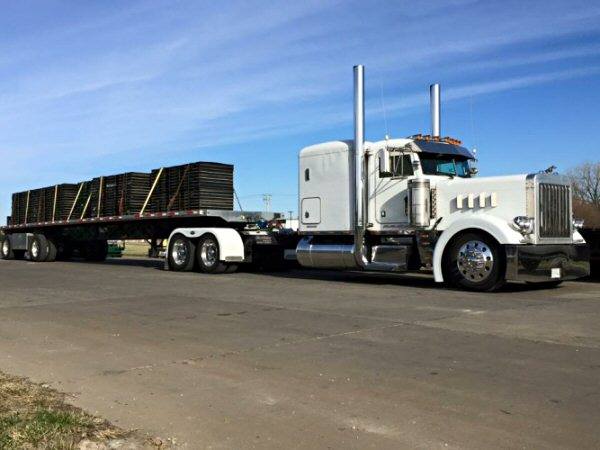 Carrier Services of TN offers full truckload on-time delivery