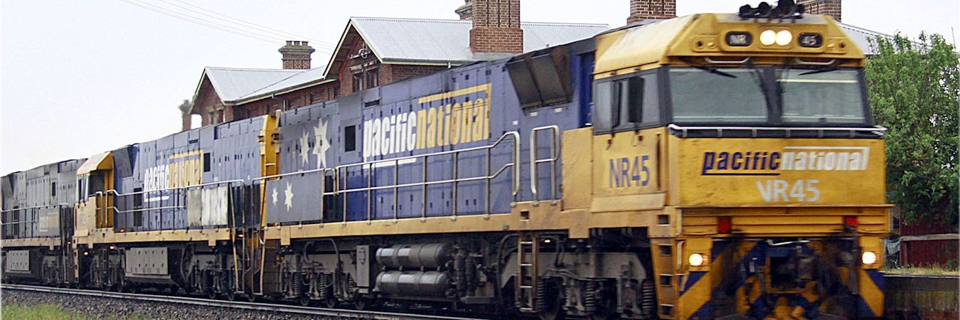 Railway Freight - Carrier Services Of Tennessee